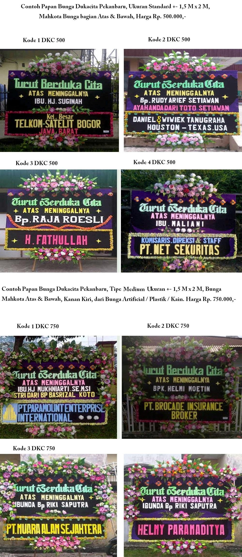 """""""karangan bunga di pekanbaru"""""""