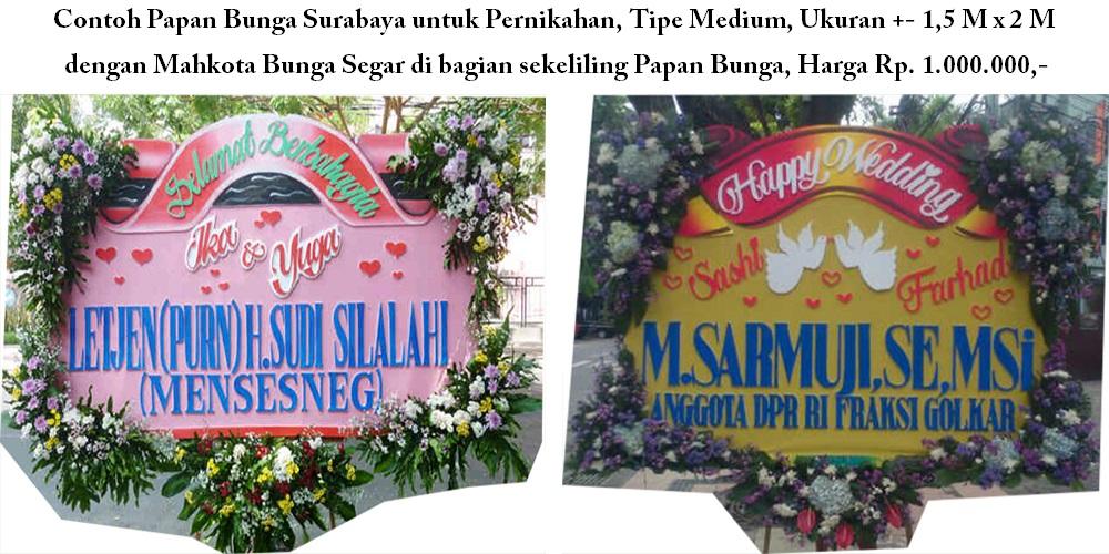 """papan bunga di surabaya"""