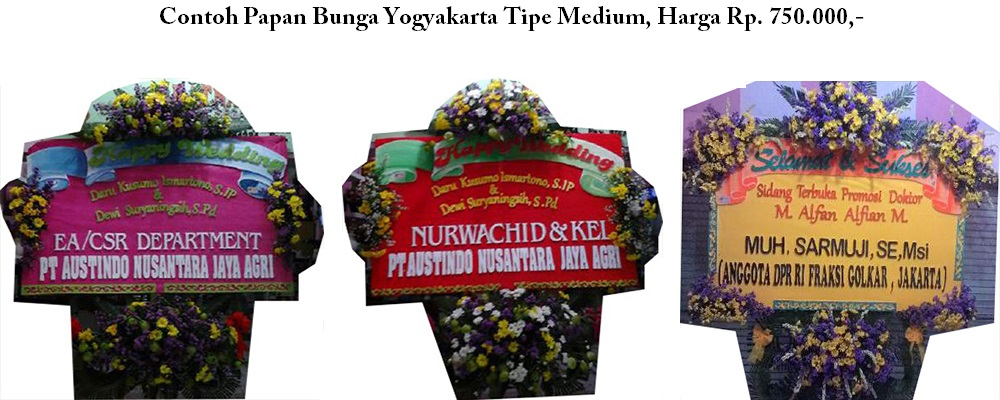 """toko bunga di yogyakarta"""